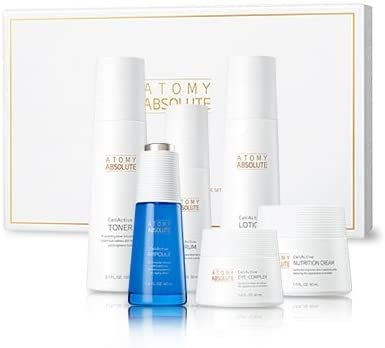 Absolute cellactive skincare set