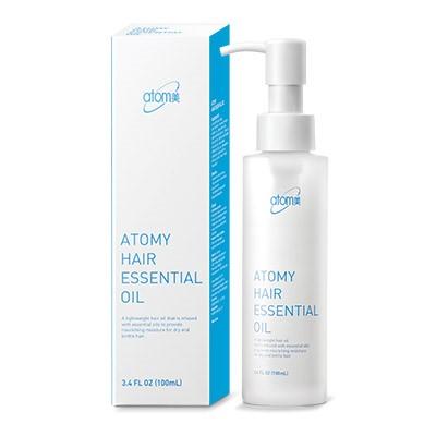 Hair essential oil
