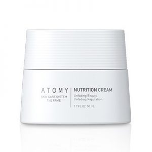 The fame nutrition cream